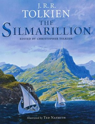 The Silmarillion, Illustrated by Ted Naismith   -     By: J.R.R. Tolkien