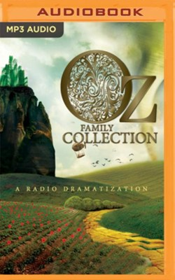 Oz Family Collection                                             -     Narrated By: Jerry Robbins, The Colonial Radio Players     Edited By: Jerry Robbins     By: L. Frank Baum