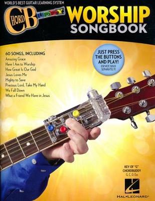 Chordbuddy Worship Songbook: 9781480391406 - Christianbook.com
