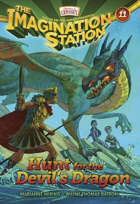 Adventures in Odyssey The Imagination Station ® #11: Hunt for the Devil's Dragon  -     By: Marianne Hering &  Batson