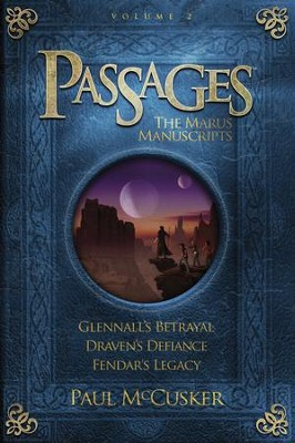 Passages Volume 2: The Marus Manuscripts - eBook  -     By: Paul McCusker