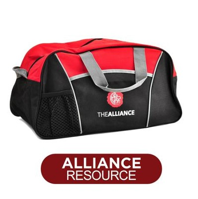 The Alliance Duffle Bag  -     By: The Alliance