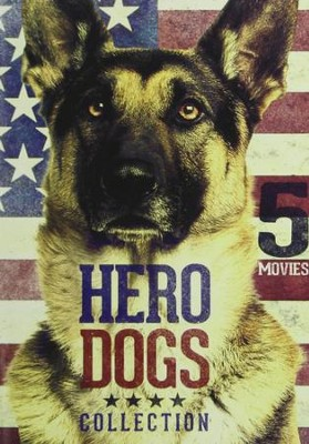 5-Movie Hero Dogs Collection   -