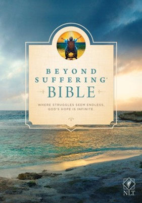 NLT Beyond Suffering Bible, Hardcover  -     By: Joni and Friends Inc.