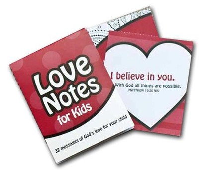Love Notes for Kids  -