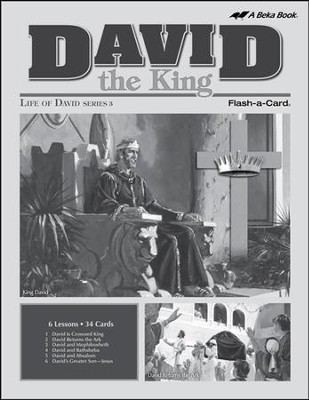 Extra David the King Lesson Guide   -