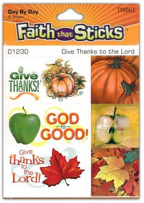 Stickers: Give Thanks  -