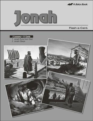 Extra Jonah Lesson Guide   -