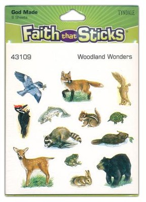 Stickers: Woodland Wonders  -