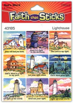 Stickers: Lighthouse  -