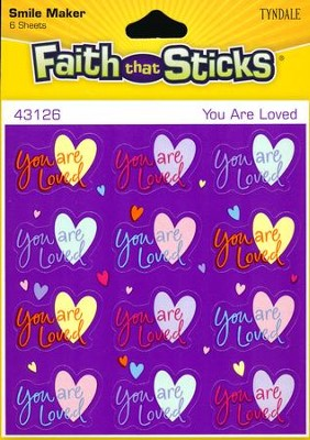 Stickers: You Are Loved  -