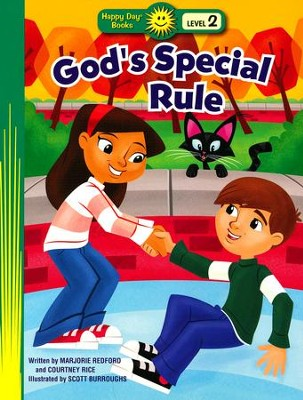God's Special Rule   -     By: Margie Redford