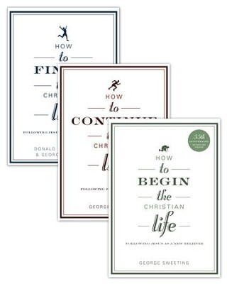 The Christian Life set of 3 books / New edition - eBook  -     By: Donald W. Sweeting, George Sweeting