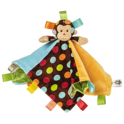 Taggies, Dazzle Dots Character Blanket  -