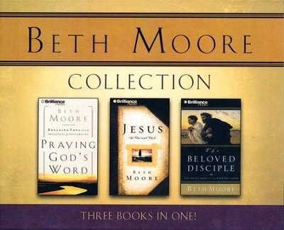Beth Moore Collection   -     By: Beth Moore