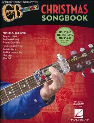 Chordbuddy Guitar Method Christmas Travis Perry 9781480393615