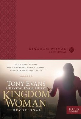 Kingdom Woman Devotional - eBook  -     By: Tony Evans & Chrystal Evans Hurst