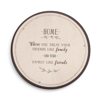 Home Family Friends Lazy Susan   -