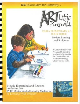 ARTistic Pursuits, Early Elementary K-3 Modern Painting and Sculpture  -     By: Brenda Ellis