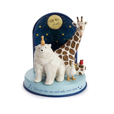 On The Night You Were Born, Light-Up Figurine  -     By: Nancy Tillman