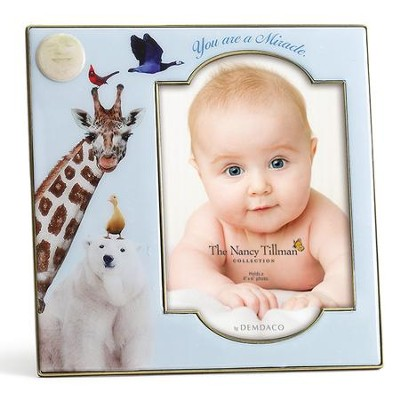 You are a Miracle Photo Frame  -     By: Nancy Tillman
