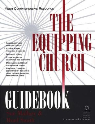 Guide to Building the Equipping Church   -     By: Sue Mallory, Brad Smith