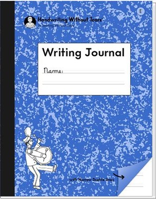 Writing Journal E (Grade 4; 2018 Edition)   -