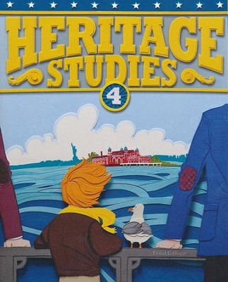 Heritage Studies 4 Student Text (3rd Edition)   -