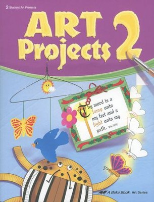 Abeka Art Projects--Grade 2   -