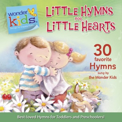 Wonder Kids Music: Little Hymns for Little Hearts, CD  -     By: Stephen Elkins