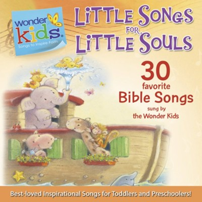 Wonder Kids Music: Little Songs for Little Souls, CD  -     By: Stephen Elkins