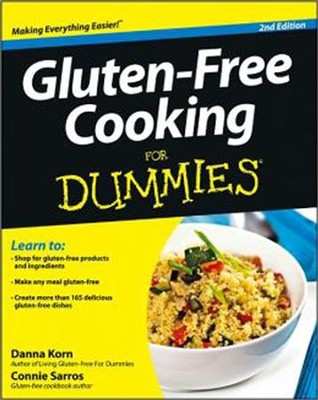 Gluten-Free Cooking For Dummies  -     By: Danna Korn