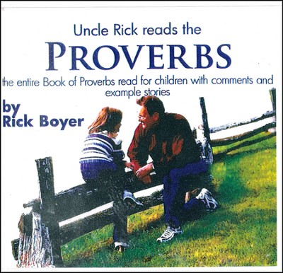 Uncle Rick Reads the Proverbs KJV   -     By: Rick Boyer