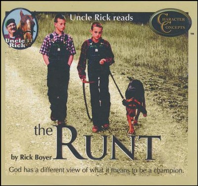 The Runt CD   -     By: Rick Boyer