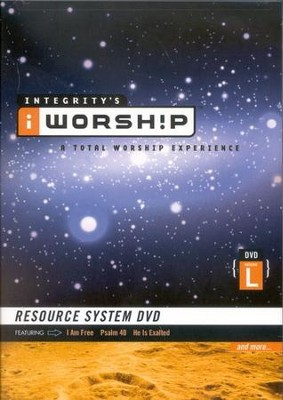 iWorship Resource System DVD, Volume L  -