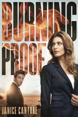 #2: Burning Proof  -     By: Janice Cantore