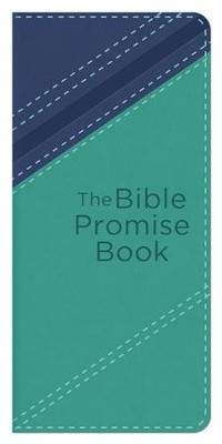 The Bible Promise Book [teal] - eBook  -