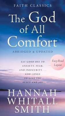 The God of All Comfort - eBook  -     By: Hannah Smith