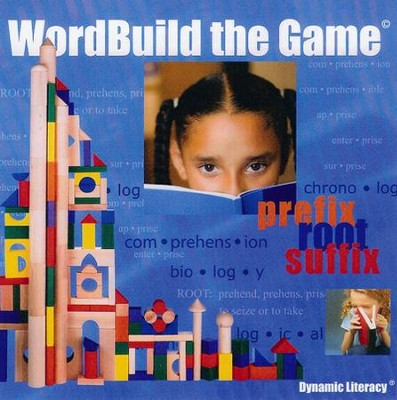 WordBuild &#174 the Game on  CD-ROM   -
