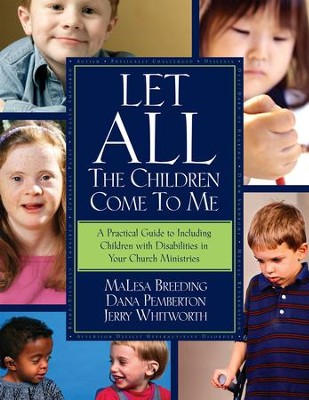 Let All the Little Children Come to Me - eBook  -     By: MaLesa Breeding