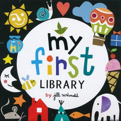 My First Library Book Set (3 Books)   -     By: Jill McDonald