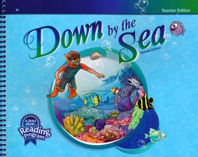 Abeka Down by the Sea Reader Grade 1 Teacher Edition (New  Edition)  -