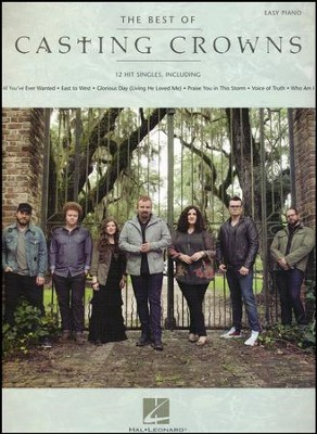 The Best of Casting Crowns   -     By: Casting Crowns