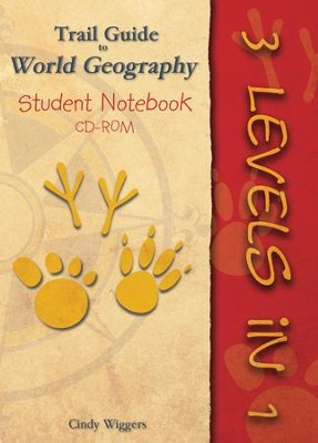World Notebook 3-Level CD-ROM   -