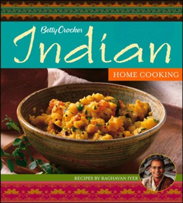 Betty Crocker Indian Home Cooking  -