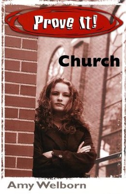 Prove It! Church  -     By: Amy Welborn