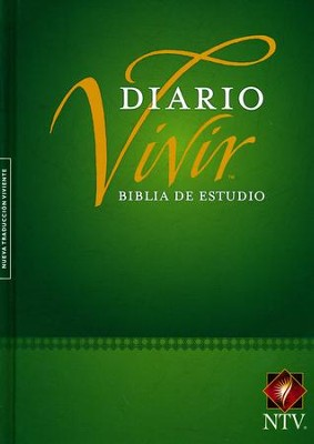 NTV Biblia de estudio del diario vivir [LASB, Indexed], NTV Life Application Study Bible, hardcover--indexed  -