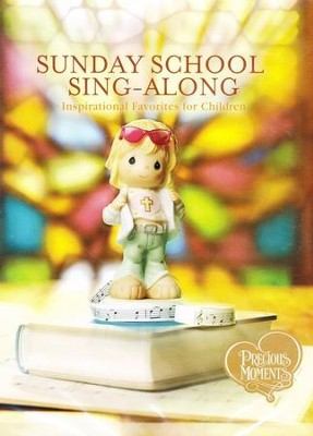 Precious Moments Sunday School Sing-Along: Inspirational Favorites for Children (3 CD Set)  -