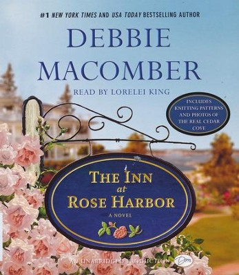 The Inn at Rose Harbor - unabridged audiobook on CD   -     Narrated By: Lorelei King     By: Debbie Macomber