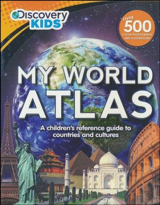 My World Atlas  -     By: Parragon Books